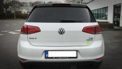 Vaalman's VW Golf VII TGI 1.4