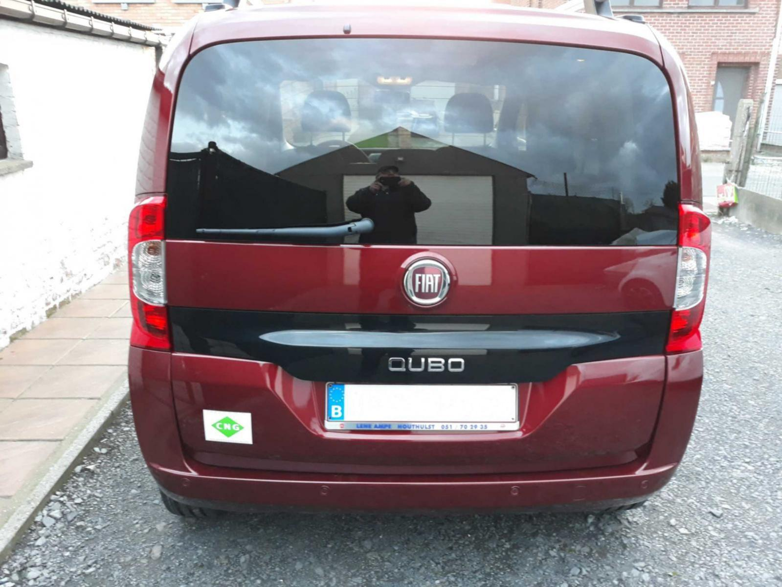 Fiat Qubo 1.4 CNG