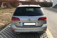 VW Golf Variant Highline TGI Ecofuel / CNG / Aadrgas
