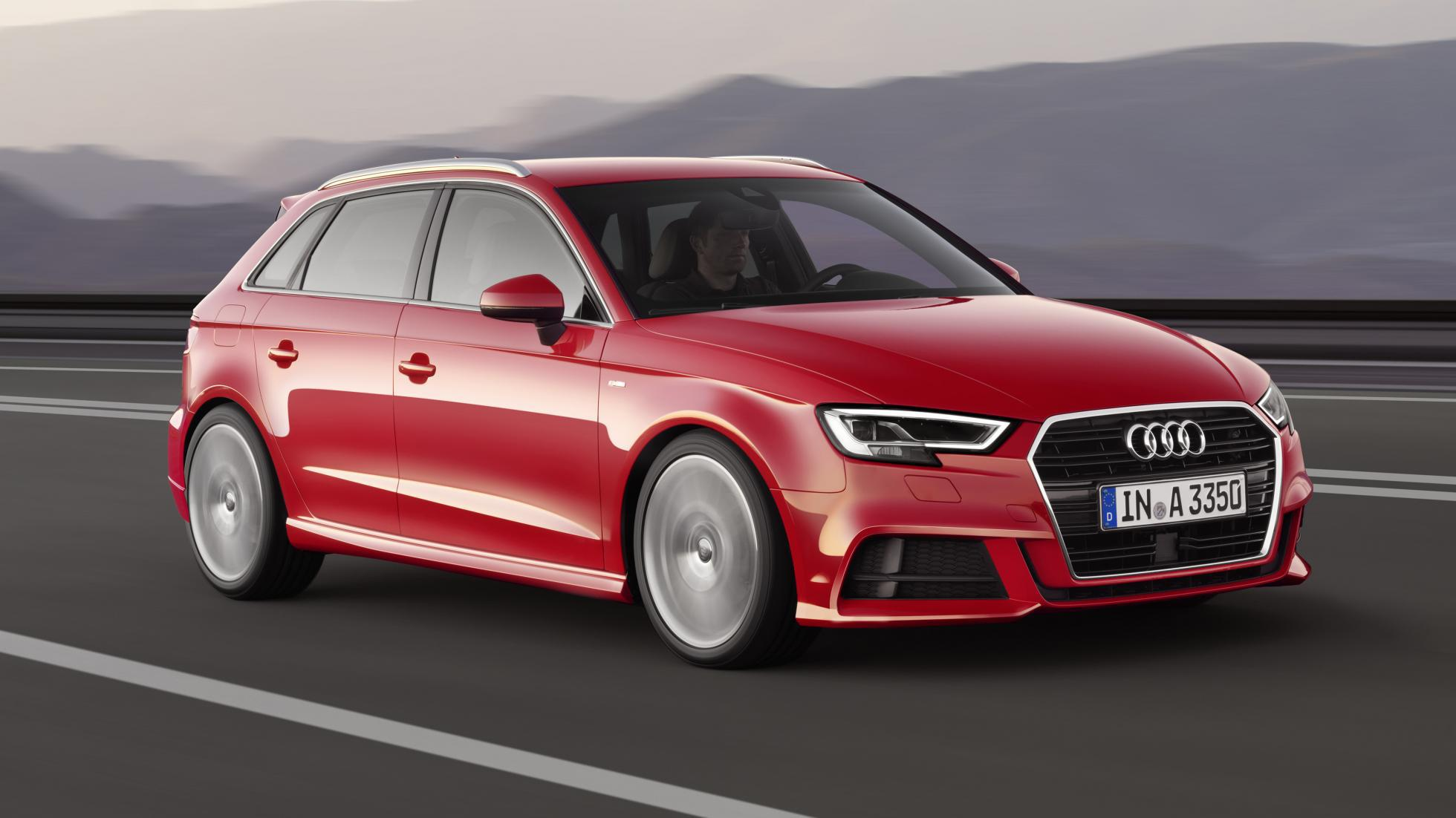 Audi A3 G Tron Rijtest Cng Wagens