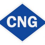 Sticker CNG